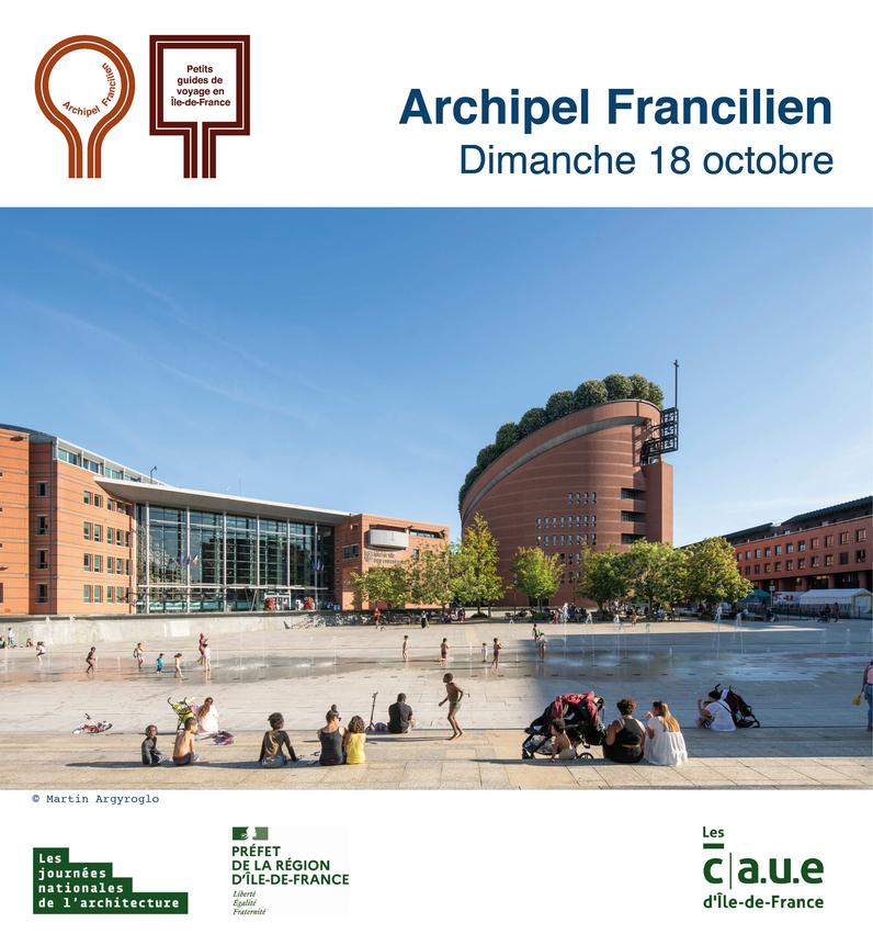 Archipel Francilien, CAUE 91
