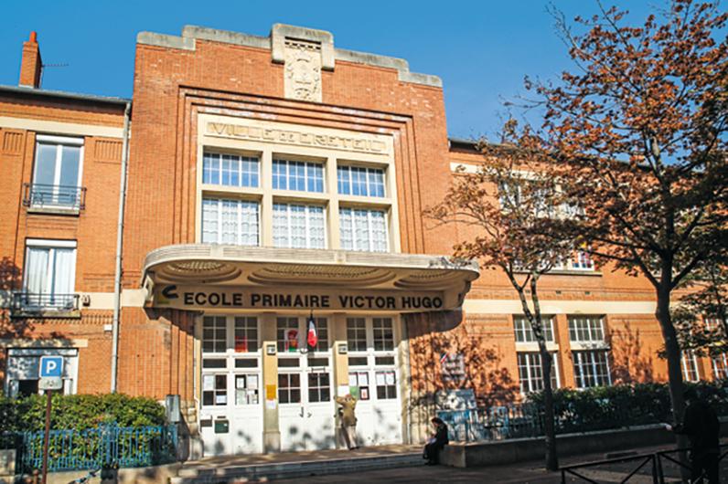 Ecole Victor Hugo, Créteil