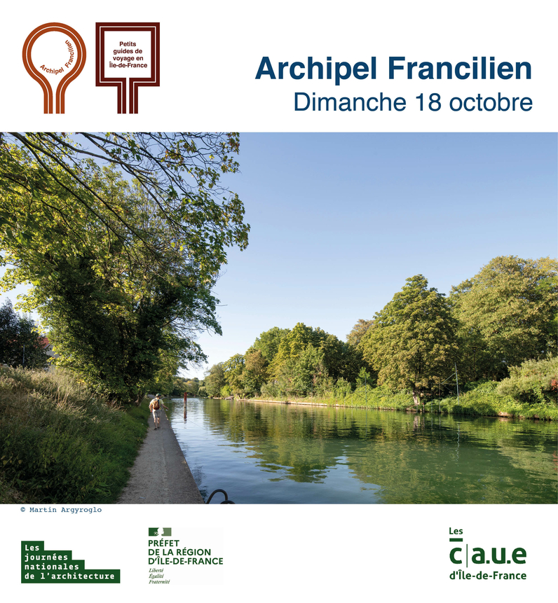 Archipel Francilien, CAUE 94