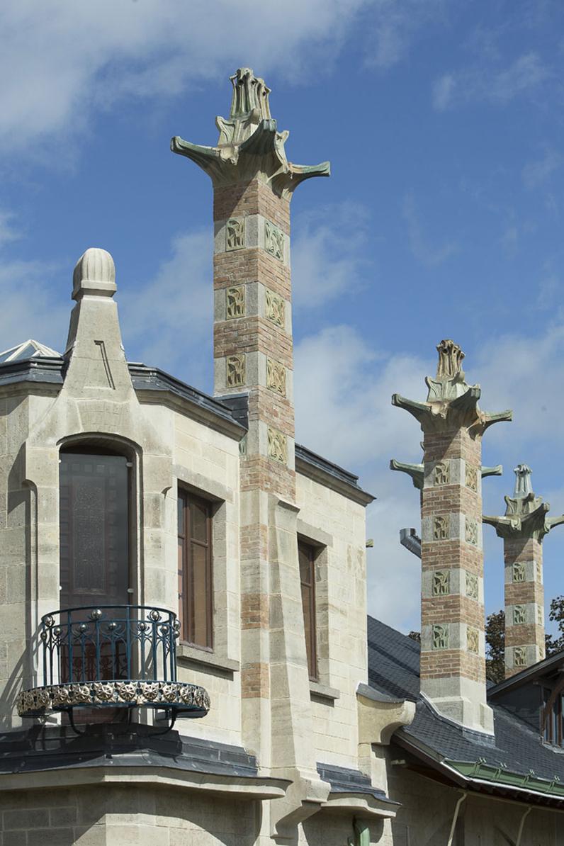 Villa Majorelle, Nancy - Architecte Henri Sauvage
