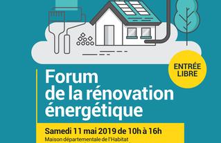 5ième Forum de la rénovation énergétique de l'habitat - Rénover-Malin