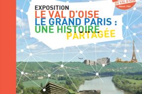 Le Val d'Oise le Grand Paris  une histoire partagée - Flyer 1.png