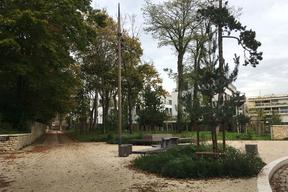 Sentes et logements à Bailly (Yvelines)