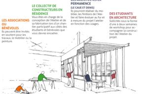 Un chantier participatif